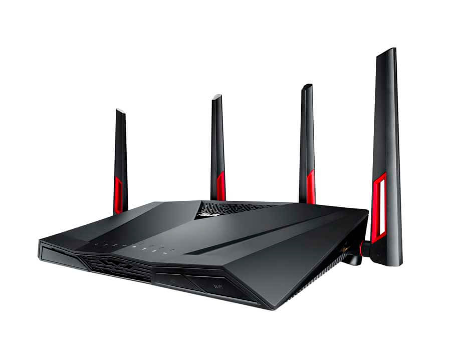 Asus RT-AC88U - Best Gamming WiFi Router