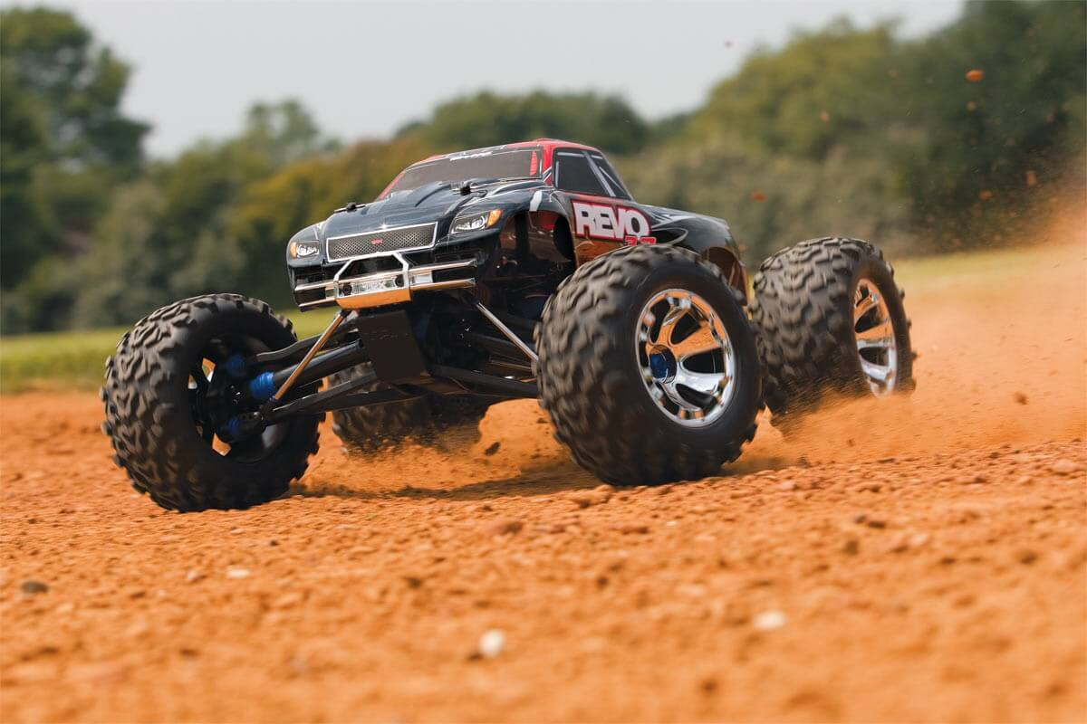 The Perfect RC Truck