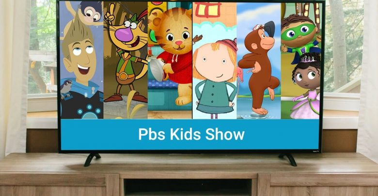 Activate PBS Kids on Roku