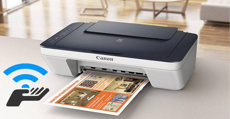 Setup Canon Wireless Printer