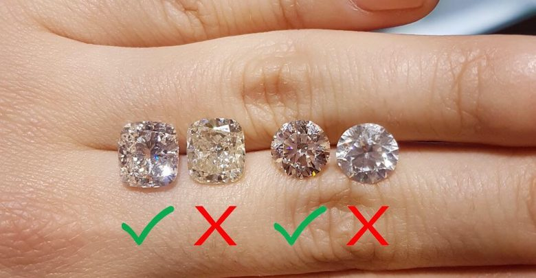 Diamond Color & Clarity
