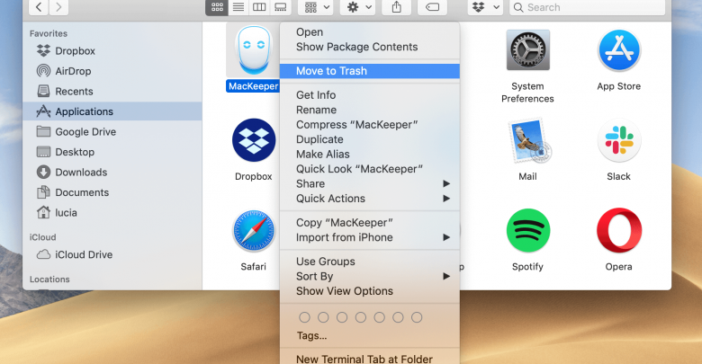 How To Uninstall Mackeeper from Mac