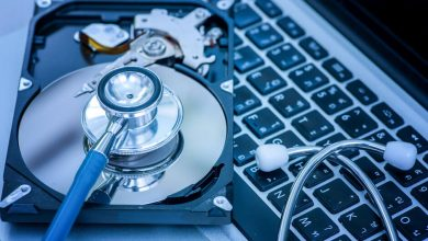 Data Recovery Process Works