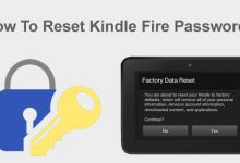 How to Reset Kindle Fire Password Without Losing Data