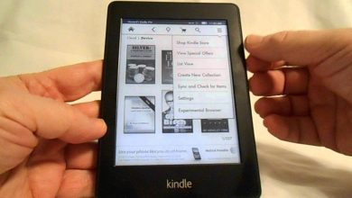 Kindle Frozen Screen