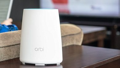 setup orbi at home