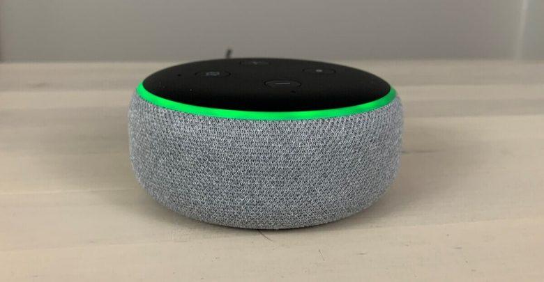 Alexa Green Ring Issue