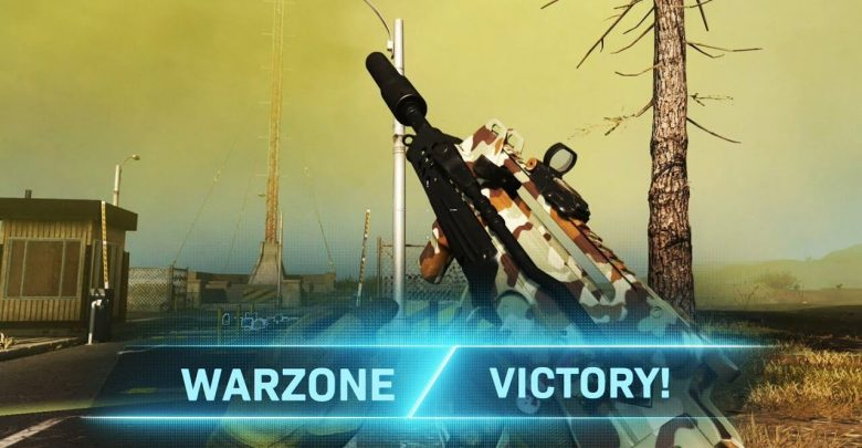 Win Warzone Solo Matches